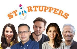 Startuppers: the Biz Whizzes!