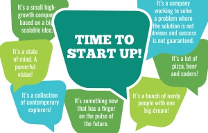 what is startup