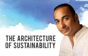 The Architecture of Sustainability