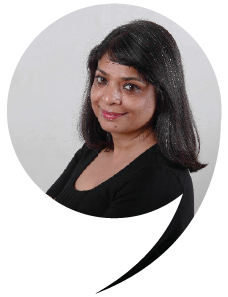 Shubhra Gupta, Film Critic,The Indian Express