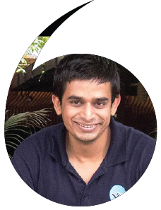 Kaushal Karkhanis, travel blogger