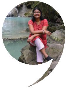 Anuradha Goyal, Travel Blogger, IndiTales