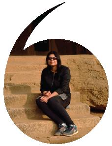 Lakshmi Sharath travel blogger