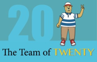 The Team of Twenty