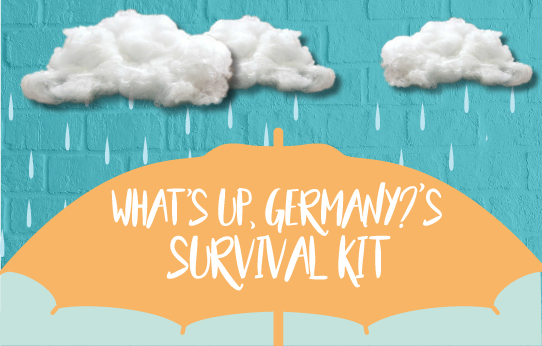 What's Up, Germany? Survival Kit